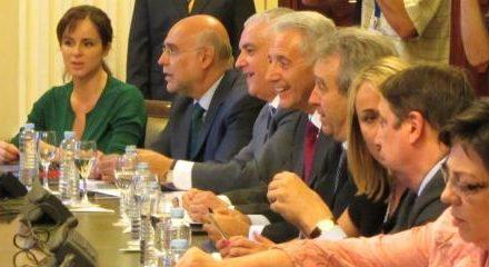 Extremadura defiende que se prime la superficie en los planes de reconversión y reestructuración del viñedo