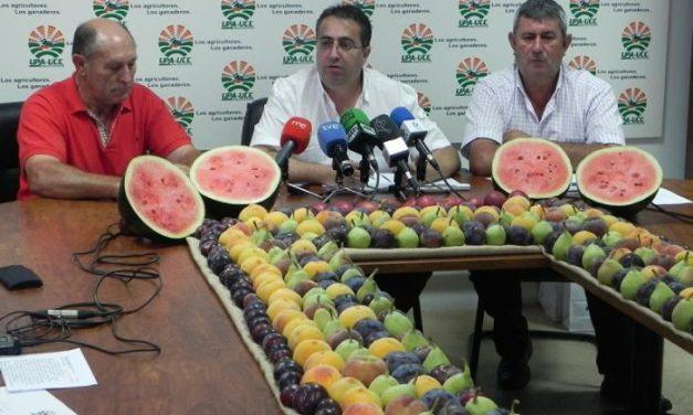 UPA-Uce Extremadura exige una ley de transparencia en el funcionamiento de la cadena agroalimentaria