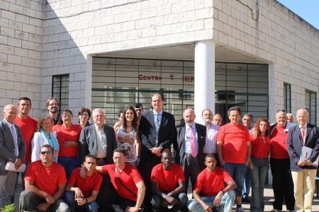 Salud incrementa la ayuda económica a  Cáritas para los programas dirigidos a personas sin hogar