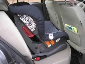 San Vicente de Alcántara desarrolla una campaña para potenciar la seguridad infantil en el coche