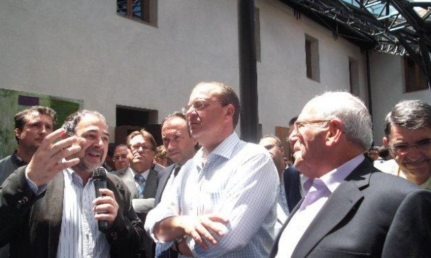 La Hospedería Conventual Sierra de Gata abre  tras seis años de trabajo y una inversión de 6.726.000 euros
