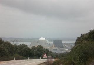 Ecologistas denuncian que el tanque de recarga de la Central Nuclear de Almaraz no soportaría un terremoto