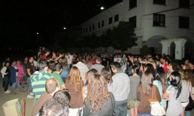 Los jóvenes de Valencia de Alcántara seguirán negociando con el consistorio la viabilidad del botellón
