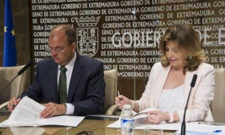 Extremadura firma un convenio con el Ministerio de Empleo para luchar contra la economía sumergida