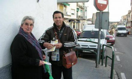 La ONCE reparte un premio de 350.000 euros en Coria con el número agraciado 65884 en el sorteo del gordo