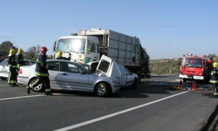 Los accidentes en la Red de Carreteras Regionales descienden un 30% durante el primer semestre de 2012