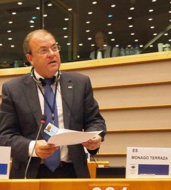 José Antonio Monago será reelegido jefe de la delegación española en el Comité de las Regiones