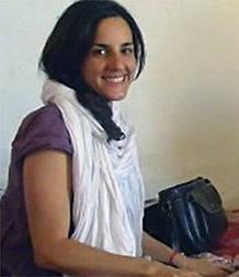 Liberan a Ainhoa Fernández, de Amigos del Pueblo Saharaui, y a sus dos compañeros secuestrados