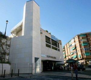 La comisión de seguimiento del Plan Especial de Cáceres da el visto bueno a los grafitis del parking de Galarza