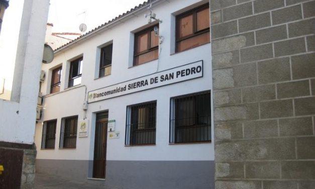 La Oficina de Gestión Urbanística de Sierra de San Pedro duplica el número de expedientes del año anterior