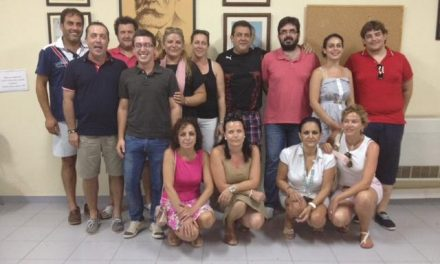 El PSOE de Coria renueva su comisión ejecutiva municipal con una lista que encabeza de nuevo Fabia Moreno