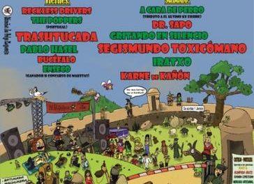 """Valencia de Alcántara acoge la tercera edición del festival internacional Rutarock """"Contrabando de café"""""""