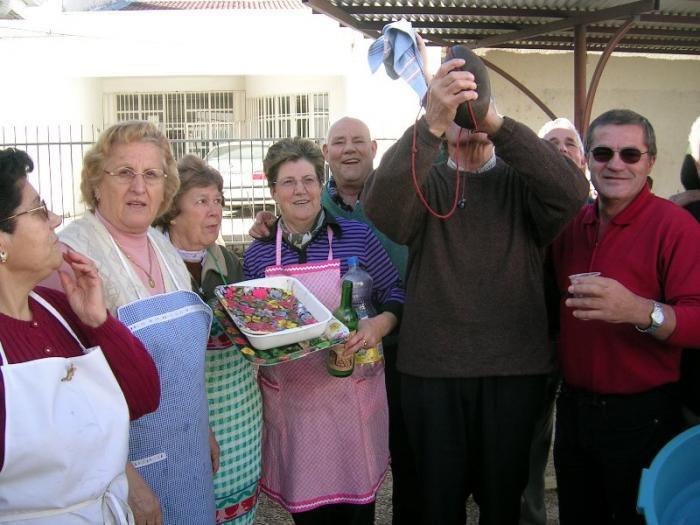 El hogar de mayores de Moraleja no tendrá matanza típica extremeña por las obras del centro de día