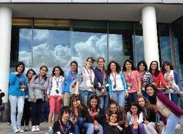 La cacereña Irene Martín resulta finalista en el 52 concurso Coca-Cola Jóvenes Talentos premio relato corto
