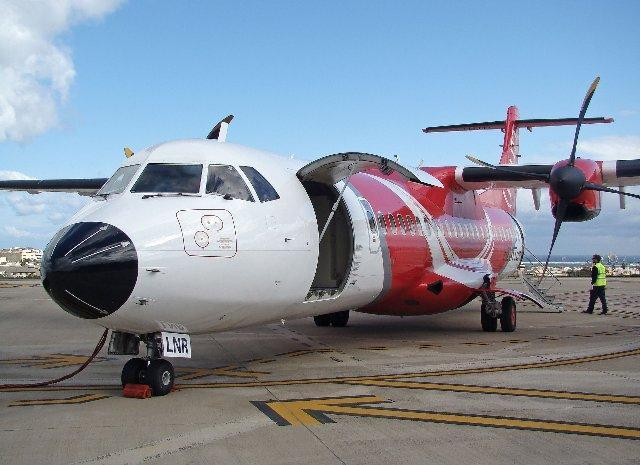 Helitt ofrece en su web la posibilidad de comprar billetes para vuelos conectados mediante escala