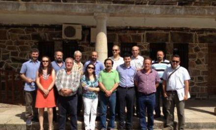 Medio Ambiente crea un Comité de Seguimiento de convenios forestales con los representantes de Hurdes