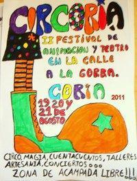 'Circoria' prepara la III edición del Festival de Animación y Teatro en la calle para finales de agosto
