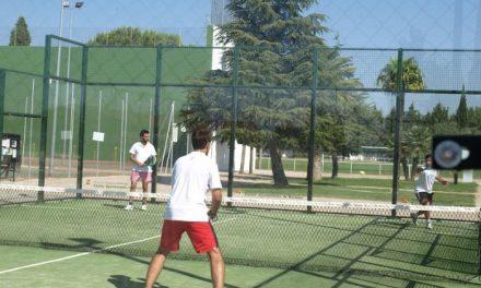 """La segunda edición del torneo de pádel """"San Buenaventura"""" congregó a 12 parejas en  Moraleja"""