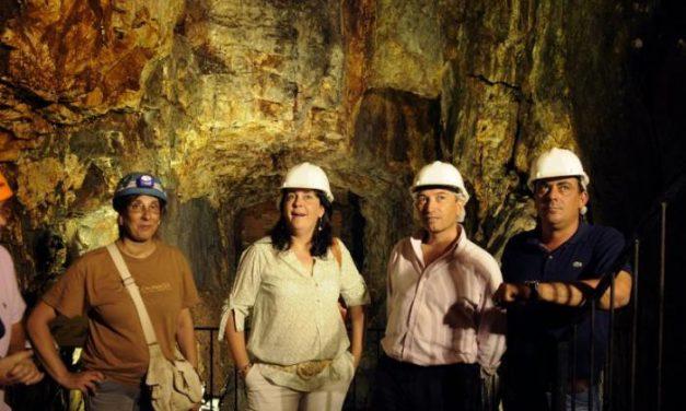 La mina de Costanaza de Logrosán se recupera gracias al Plan de Dinamización Turística de las Villuercas