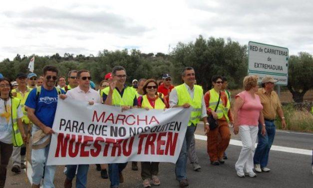 Del Moral reitera que el Gobierno de España no va a promover el cierre de la línea del tren Lusitania
