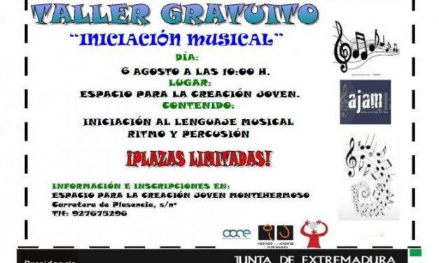"""El proyecto """"Talento al descubierto"""" programa nuevas actividades durante el mes de agosto"""