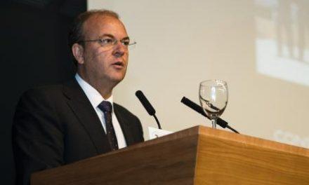 Monago asegura en San Vicente que Extremadura está trabajando en el mantenimiento del Lusitania