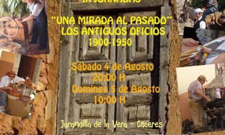 Jarandilla de la Vera celebra este fin de semana unas jornadas en las que se recordarán oficios antiguos