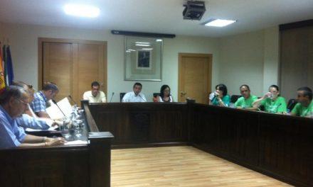 Caselles aboga por no judicializar la política y anima a los concejales a trabajar por los ciudadanos de Moraleja