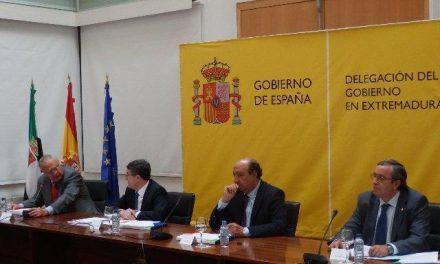 Germán López Iglesias, delegado del Gobierno en Extremadura, lamenta los despistes del SUP