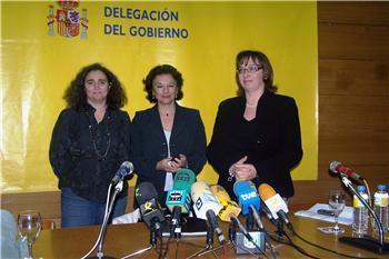 El Ministerio de Trabajo y Asuntos Sociales y el IMEX han presentado en Mérida la Ley de Igualdad