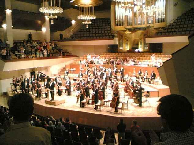 La Oquesta de Extremadura ofrece este jueves un concierto en el Palacio de Congresos de Badajoz