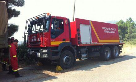 El cabo primero fallecido en el incendio de Sierra de Gata será enterrado esta tarde en su pueblo de Toledo