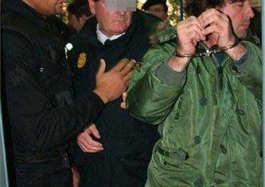El Solitario ingresa en la prisión madrileña de Valdemoro tras ser entregado en Elvas a la justicia española