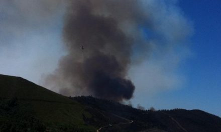 Nogales apela a la colaboración ciudadana para esclarecer las causas del incendio de Sierra de Gata