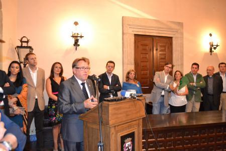 El Gobierno de Extremadura apoya que el Martes Mayor consiga la declaración de Fiesta de Interés Nacional