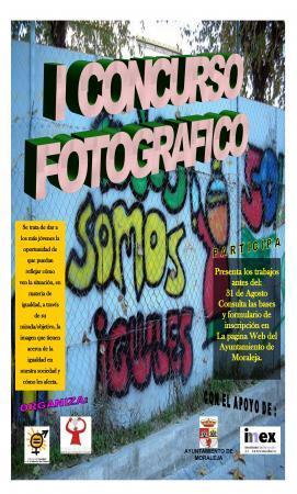 El Instituto de la Juventud convoca en Moraleja un concurso de fotos para promover la igualdad