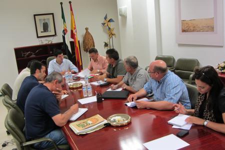 Medio Ambiente solicitará al Ministerio de Agricultura que actúe para proteger las colmenas de los abejarucos