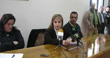 La socialista Mariola Trancón es la nueva alcaldesa de Holguera tras prosperar la moción de censura