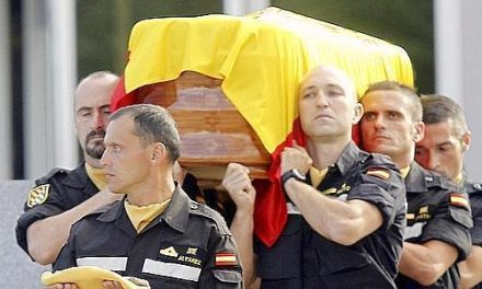 Gata acogerá una misa funeral en memoria del cabo fallecido en las tareas de extinción del incendio