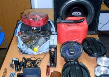 La Guardia Civil detiene al autor del robo en el interior de nueve vehículos en Feria y Arroyo de San Serván