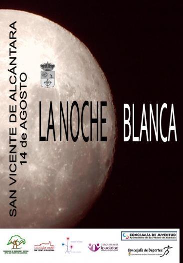 San Vicente de Alcántara celebra la primera edición de su Noche Blanca con actividades hasta el amanecer