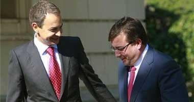 Zapatero ofrecerá un mitin en Badajoz y Felipe González en Cáceres durante la campaña electoral