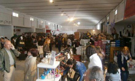 La cuarta edición de la Feria del Stock se celebra este fin de semana en el centro de exposiciones de Moraleja