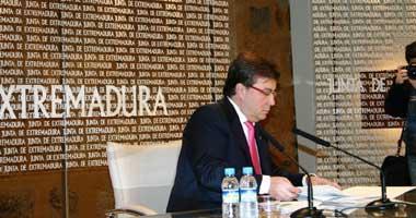 La Junta invertirá 12.350 millones para acometer la segunda transformación de Extremadura