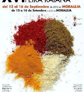 El Ejecutivo regional apuesta por la Feria Rayana que vuelve a Moraleja tras el parón de los últimos años