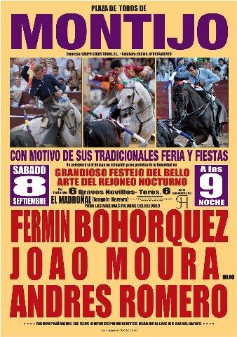 Reses bravas de la ganadería cillerana de El Madroñal se lidiarán en un festejo de rejones en Montijo