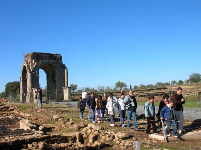 Aturtigra y Cáparra solicitan un Plan de Dinamización Turística a la Diputación Provincial de Cáceres