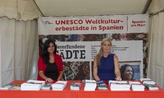 Cáceres se promociona con éxito en el XXV Museumsuferfest de Frankfurt (Alemania)