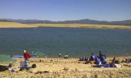 El Campeonato de Europa de Orientación Subacuática en El Anillo congrega a más de 100 participantes de 11 países