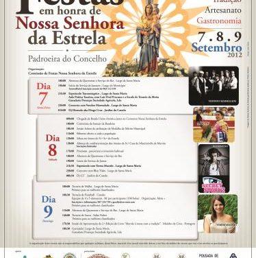 La villa lusa de Marvâo celebrará del 7 al 9 de este mes los festejos de Nuestra Señora de La Estrella